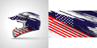 Vinyl Helmet Sticker Design Download Free Vectors Clipart Graphics Vector Art