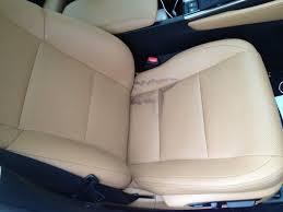lexus gs350 seats