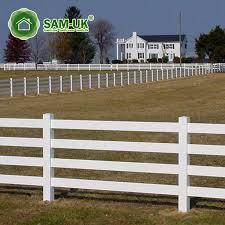 16 Ft 4 Rail Vinyl Horse Fencing Cost Effective Mula Sa China Manufacturer Sam Uk