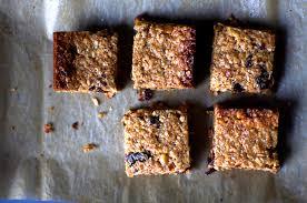 thick chewy granola bars smitten kitchen
