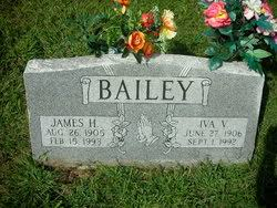 Iva Viola Hand Bailey (1906-1992) - Find A Grave Memorial
