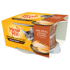 en turkey recipe cat food tray