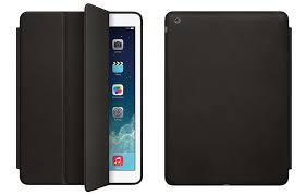 slim tri fold pu leather case smart