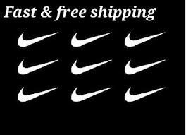 Auto Parts And Vehicles Auto Parts Accessories Windows Nike Swoosh Nike Outdoors Jdm Decal For Car Nike Logo Decal Etc Alburtughaltour Com
