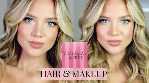 victoria secret fashion show makeup