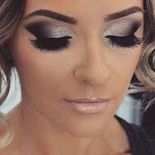 super cute prom makeup ideas smokey
