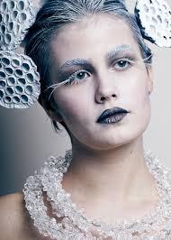 winter fantasy makeup sylvia roza