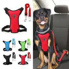 audi dog lead car harness medium