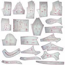 40 - Kit De Moldes Para Costura Essencial Adulto