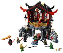 Mua LEGO NINJAGO Temple of Resurrection 70643 Building Kit (765 ...