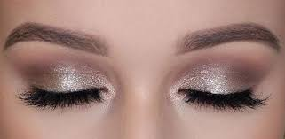 silver eye makeup silver eyeshadow