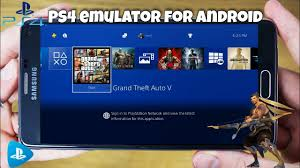 PS4 emulator for Android |