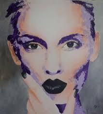 ArtStation - Face 1, Beverley Smith Martin