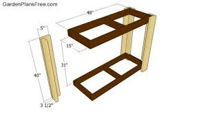 build garden projects home bar plans
