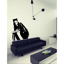 Shop Sexy Girl Cat Wall Art Sticker Decal Free Shipping On Orders Over 45 Overstock 11921341