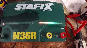 Stafix Electric Fence Charger Repair Posts Facebook