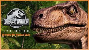 NEW RAPTORS! Dinosaur Remodels! Return To Jurassic Park - Detailed ...