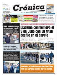 Http Cuentas Diariocronica Com Ar Upload Papel 07 07 2019 Diario