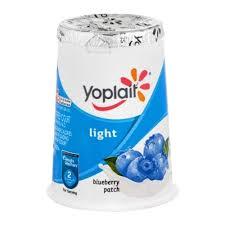 yogurt yoplait fat free