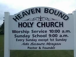 Heaven Bound Holy Church, Inc. - Home | Facebook