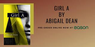 Easons Ireland - Pre-order 'Girl A' by Abigail Dean online...   Facebook