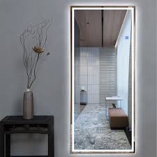 china large full length led bathroom