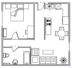 create a home plan visio