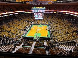 boston celtics balcony seats