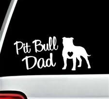 A1181 Pit Life Pit Bull Pitbull Dog Decal Sticker For Sale Online Ebay