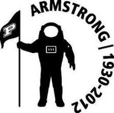 Purdue To Honor Neil Armstrong With Helmet Decal Los Angeles Times