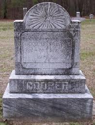 Addie Lee Cash Cooper (1882-1931) - Find A Grave Memorial