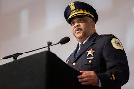Chicago Police Superintendent Eddie Johnson To Announce Retirement ...