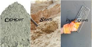 how to calculate cement sand quany
