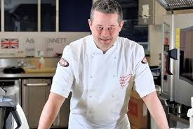 Birmingham chef Adam Bennett finds international success in Bocuse D'Or -  Business Live