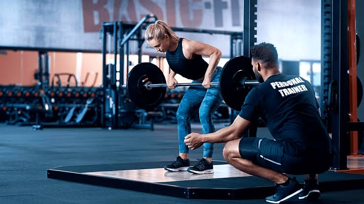 Image result for personal trainer""