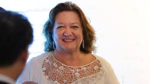 Gina Rinehart in legal family feud over ...