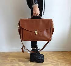 vintage coach morgan briefcase large