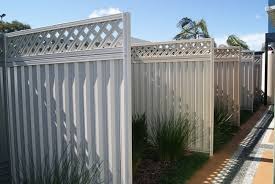Colorfen Constructions Fencing Projects Colorbond Fences
