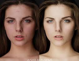 photo edit photo retouching makeup