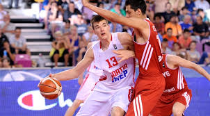 Zubac unexpectedly excelling for Croatia - FIBA U19 World ...