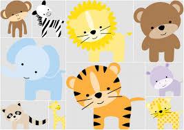 Zoo Bebes Kit Gratis Para Scrapbook Oh My Bebe