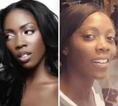 checkout nigerian female celebrities