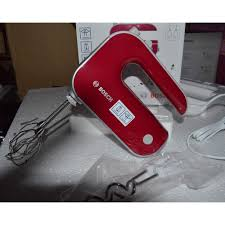 Máy đánh trứng Bosch MFQ4030 đỏ, 500 w – DTD Store