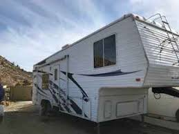 2005 used rage n toy hauler fifth wheel