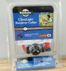Petsafe In Ground Deluxe Ultralight Dog Fence Collar Receiver Pul 250 Petsafe In 2020 Dog Fence Pet Safe Ultralight