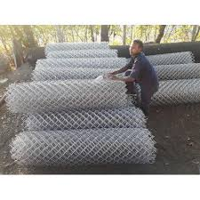Chain Link Fencing Link Fence Poultry Chain Link Fencing च न ल क फ स ग K K Wires Nashik Id 2266673173