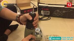 Máy bắn vít cầm tay, máy bắt vít dùng điện, máy vặn ốc vít ATEC AT7223 -  YouTube