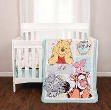 winnie the pooh 3 piece crib bedding