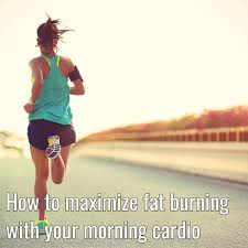 How to maximize fat burning with your morning cardio — Tony Hchaime