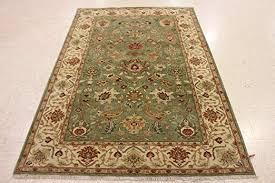 rugs genuine hand knotted tabriz 5x8